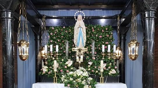 Proslavljena svetkovina Majke Božje Lurdske