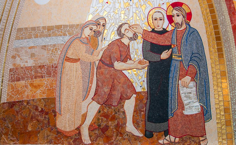 Molitveno slavlje Dana Gospodnjega u obitelji za IV. korizmenu nedjelju