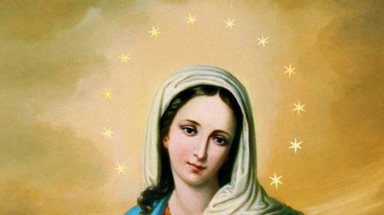Prva subota: Posveta Bl. Djevici Mariji