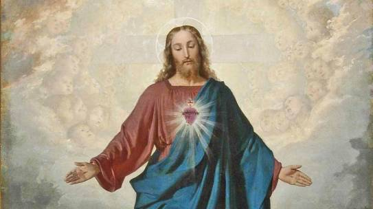Prvi petak: Pobožnost Srcu Isusovu