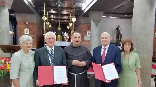 Nova subraća Samostana Majke Božje Lurdske