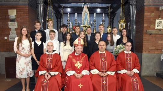 Slavlje sakramenta svete potvrde
